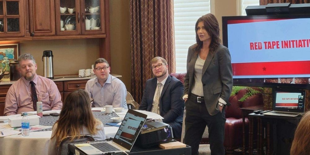Gov. Kristi Noem refuses to accept illegal migrants in South Dakota, 'Call me when you're an American'