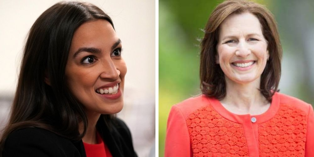 Washington Representative Kim Schrier and other Dems exposed as bankrolled by Socialists