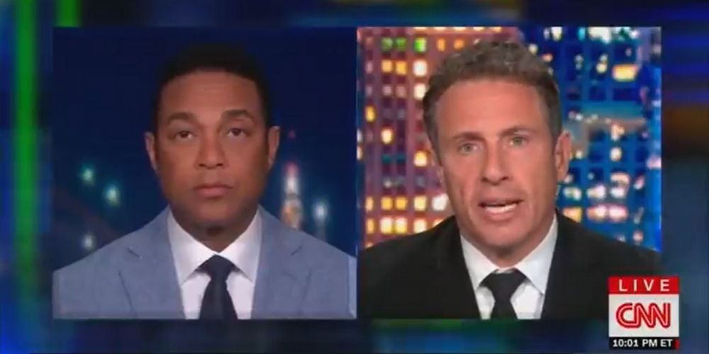 BASED DON LEMON: CNN anchor actually tells the truth about Columbus police shooting