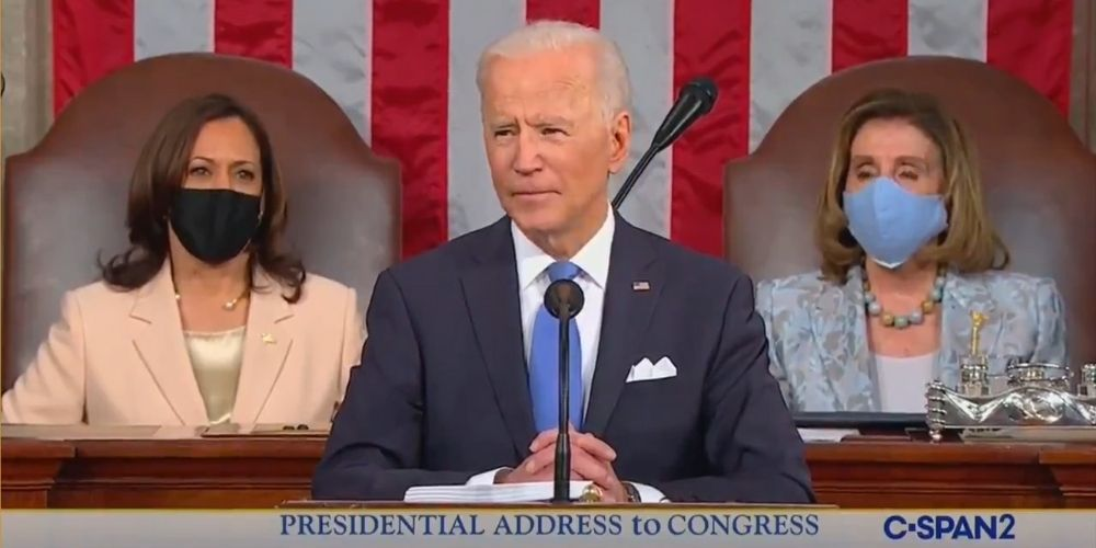 BREAKING: Biden falsely claims January 6 riot 'the worst attack on our democracy since the Civil War'
