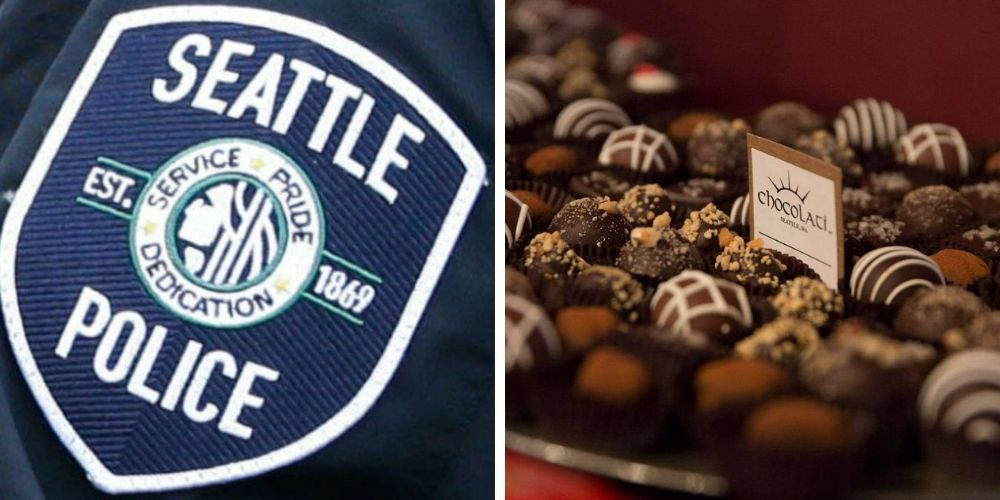 Seattle chocolate store SLAMMED on social media after refusing to serve police, actions of employees routine throughout chain