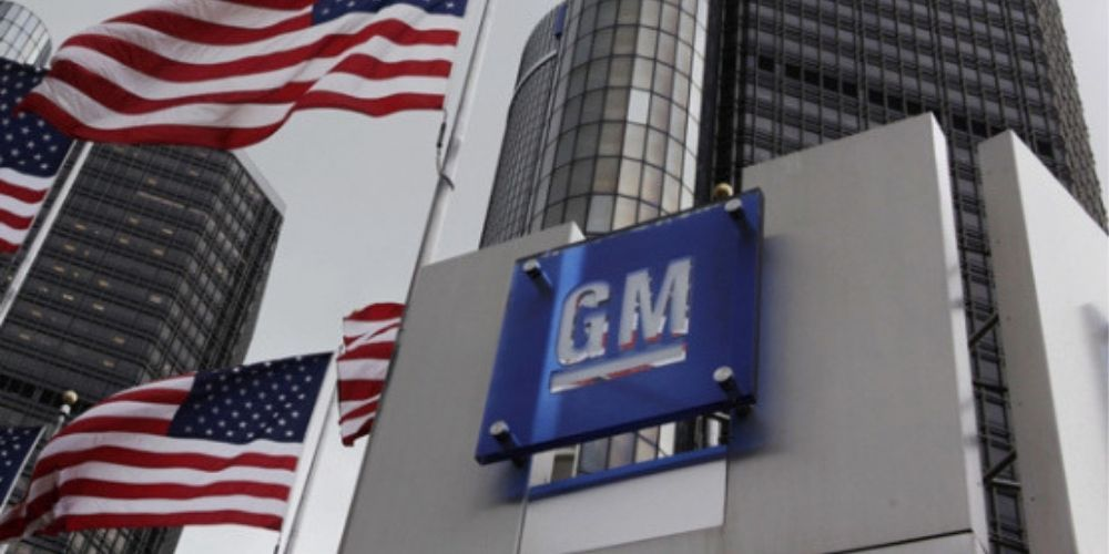 GM announces $1 billion EV plant in Mexico one day after Biden said efforts to combat climate change would create jobs