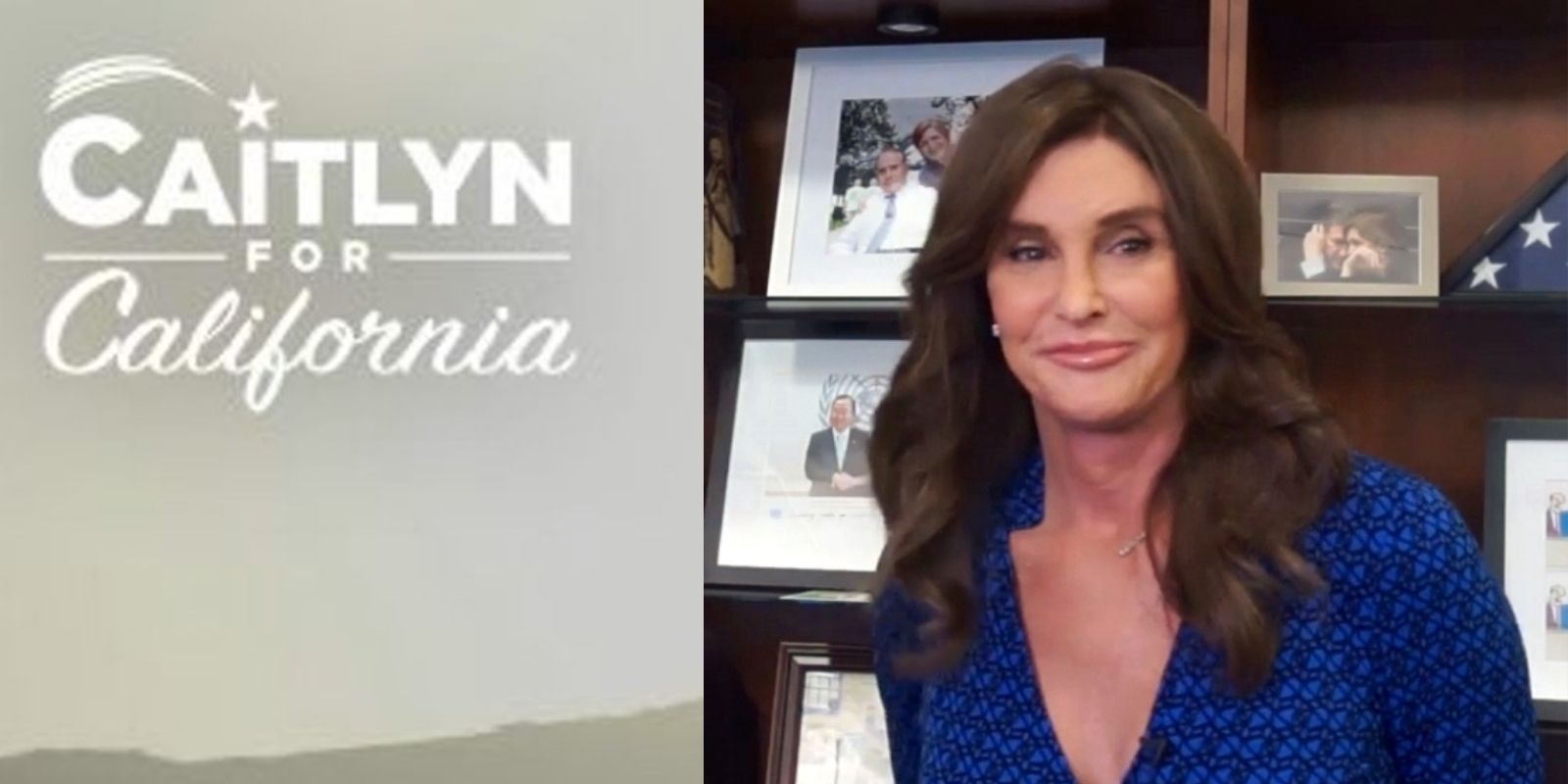 Jenner Joins California Governor's Race