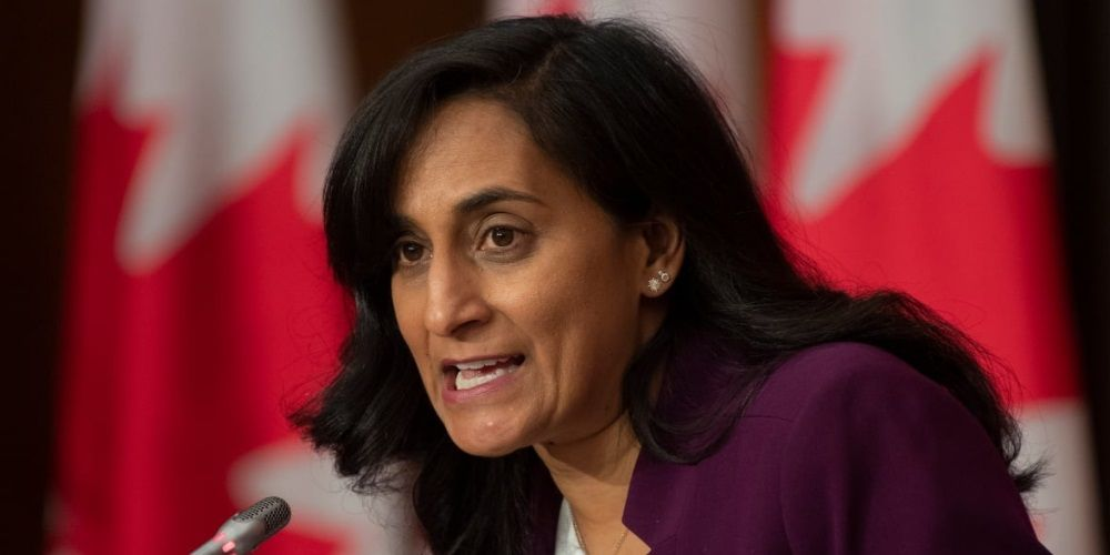 Trudeau minister says Canada considering invoking the Emergencies Act to tackle COVID pandemic