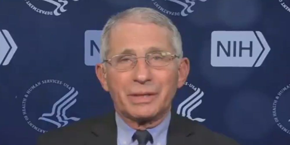 WATCH: Fauci struggles to explain why COVID cases are dropping in Texas