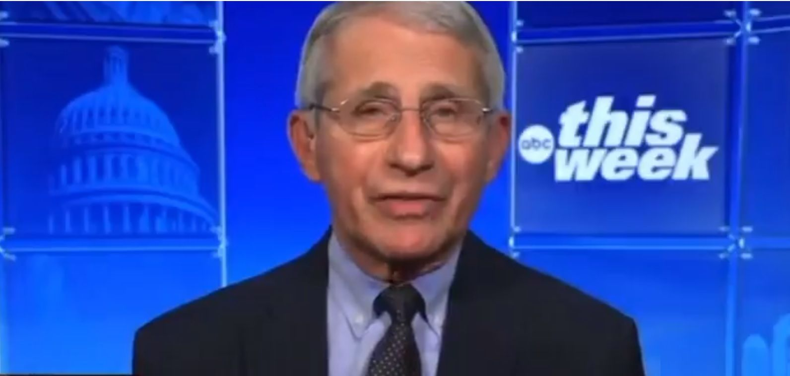 WATCH: Dr. Fauci previews upcoming CDC guidelines on masking outdoors