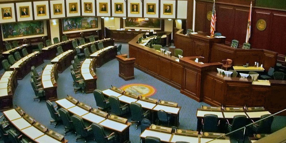 Florida House votes to ban biological males from women and girls' school sports