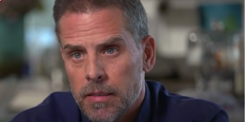 WATCH: Hunter Biden says 'of course' the infamous laptop could be his