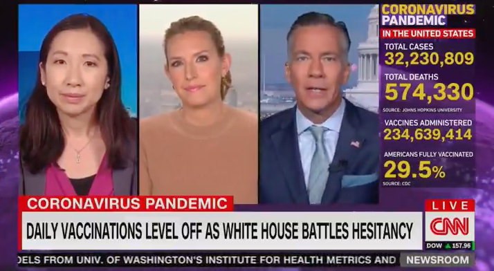 WATCH: CNN medical expert says you'll get your 'moment of freedom' when you get vaccinated