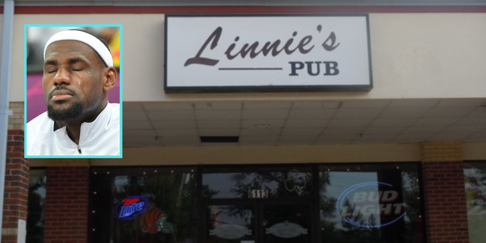 Business booms at Ohio pub that banned NBA games after LeBron James targeted police officer on Twitter