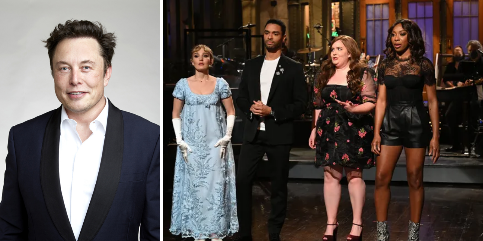 SNL offers cast members a 'safe space' if they're too triggered to perform with Elon Musk