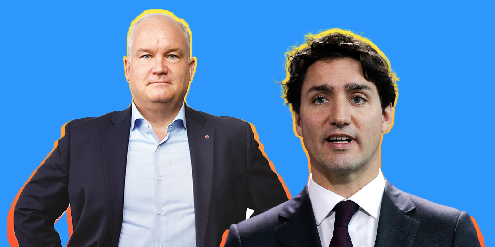 Conservatives continue to fall behind Trudeau Liberals in polling
