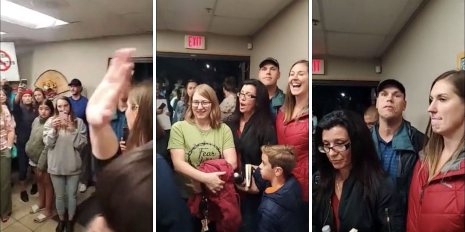 Fed-up parents take over school board meeting in attempt to reverse mask mandate