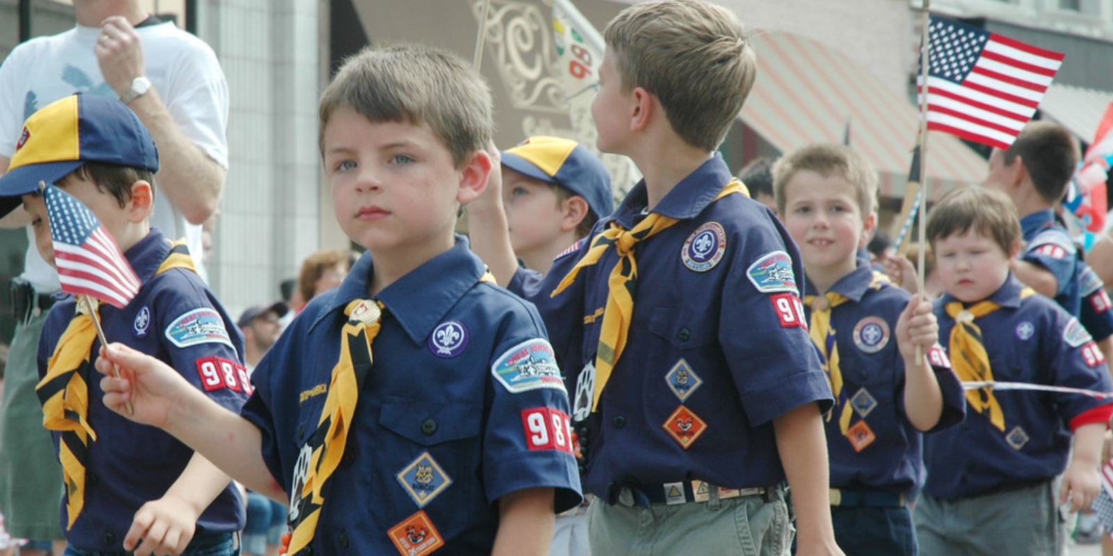 American Boy Scouts have gone WOKE: Eagles now required to earn 'diversity and inclusion' badges