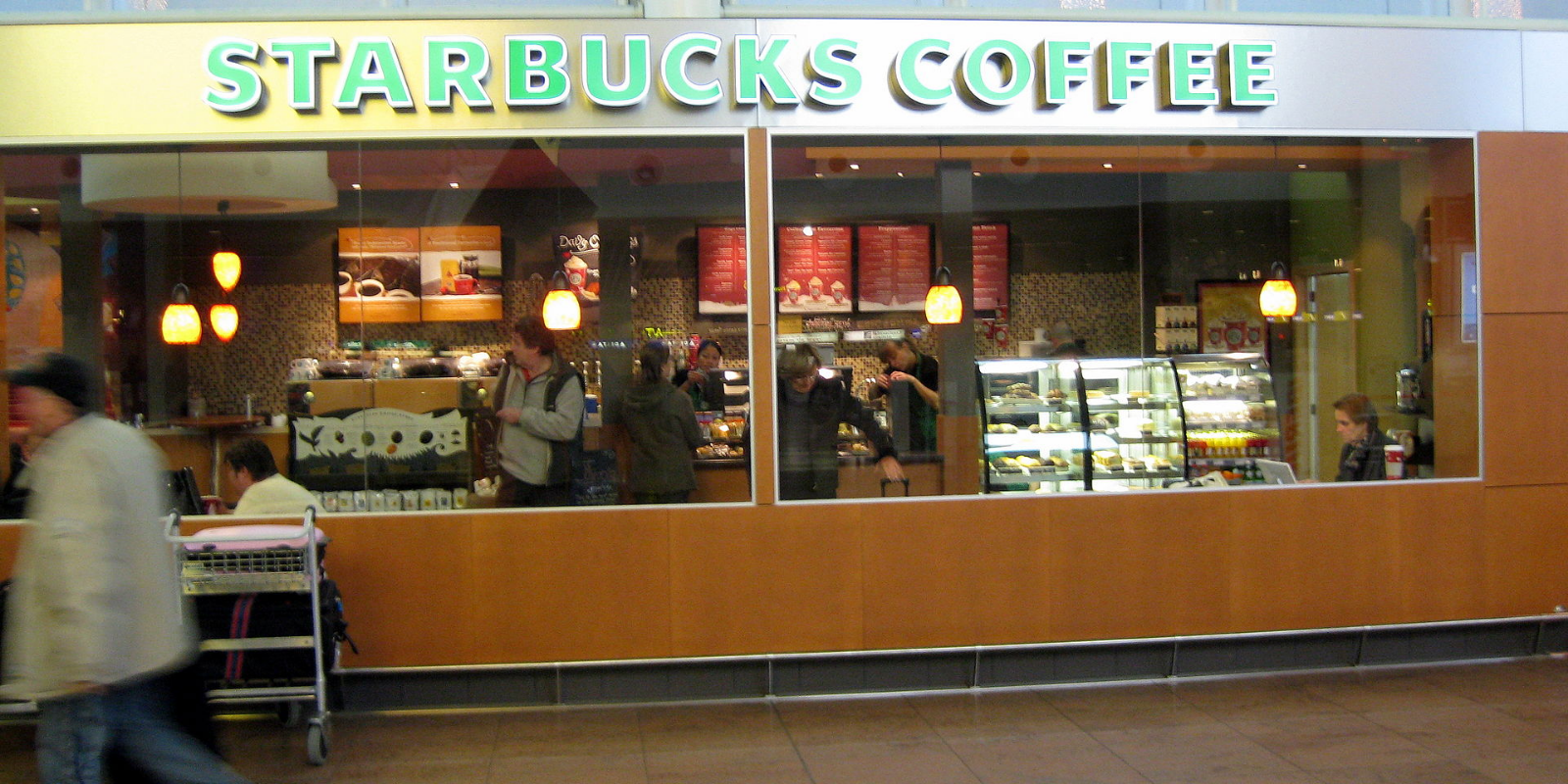 Starbucks is the latest chain to drop mask requirements for vaccinated people