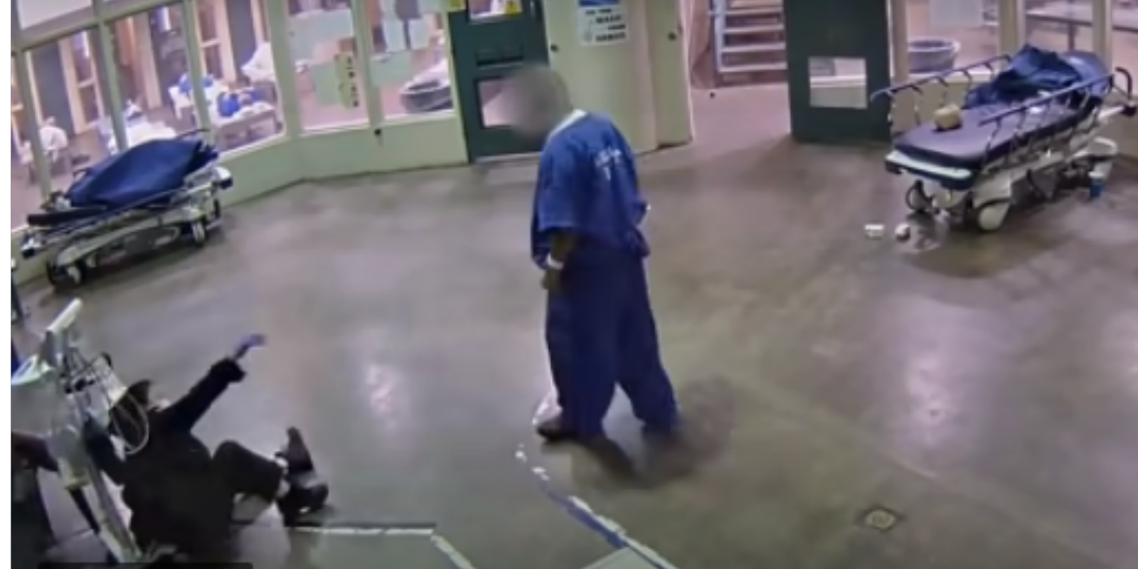 WATCH: SHOCKING video shows brutal assault on female officer in LA county jail