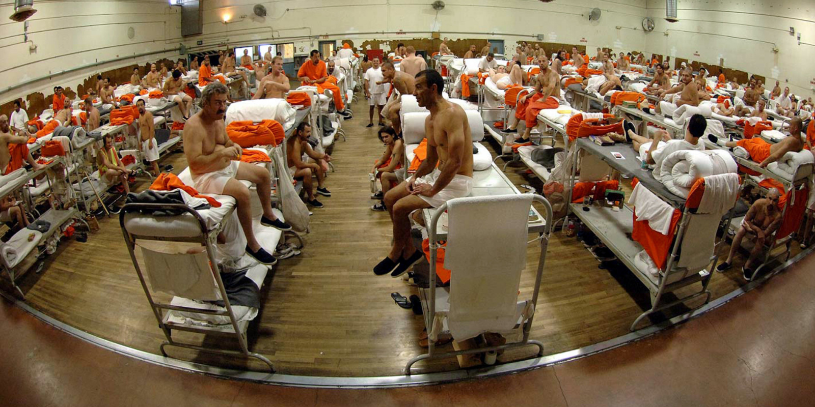 California plans to release an additional 76,000 prisoners, including violent felons, as part of early release program