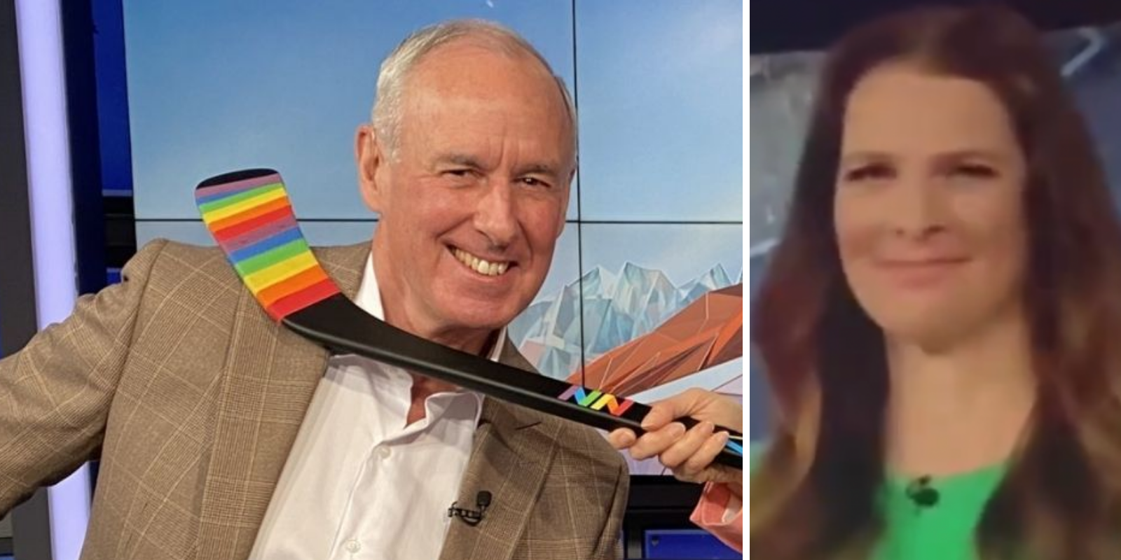 BREAKING: Ron MacLean apologizes for 'homophobic' joke as fans demand his removal from Hockey Night in Canada