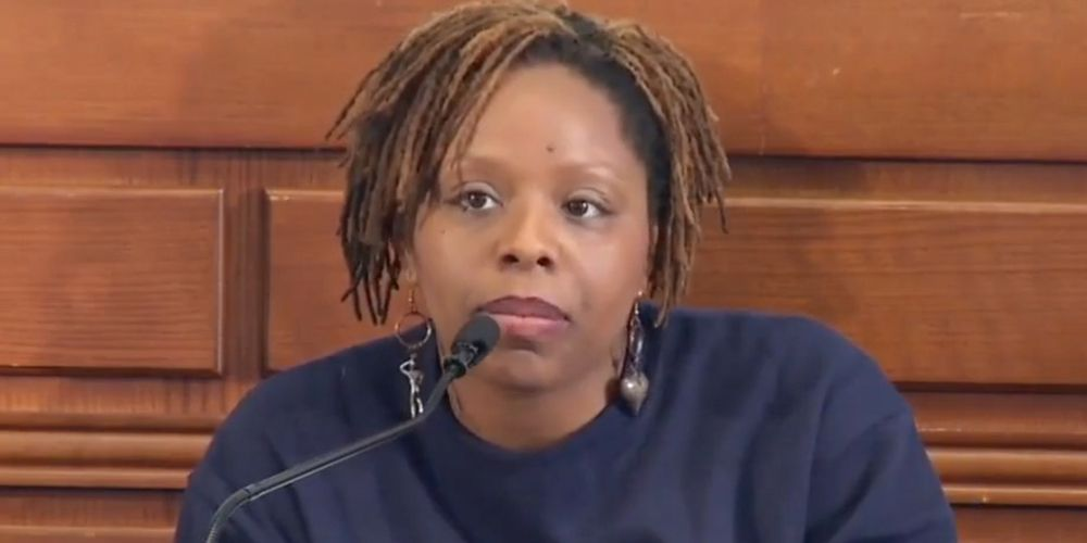 EXPOSED: BLM co-founder Patrisse Cullors recorded calling for Israel's 'end'