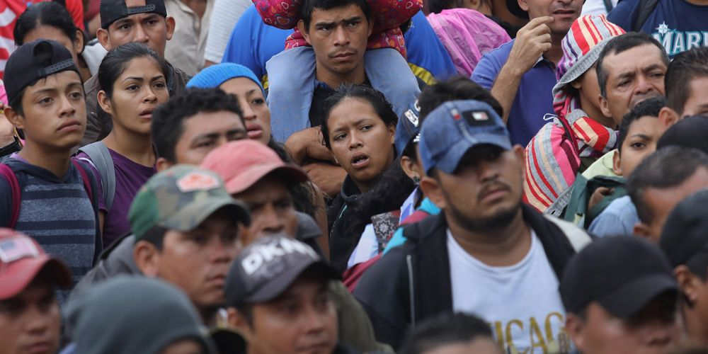 ICE has released an increasing number of illegal immigrants into America since January