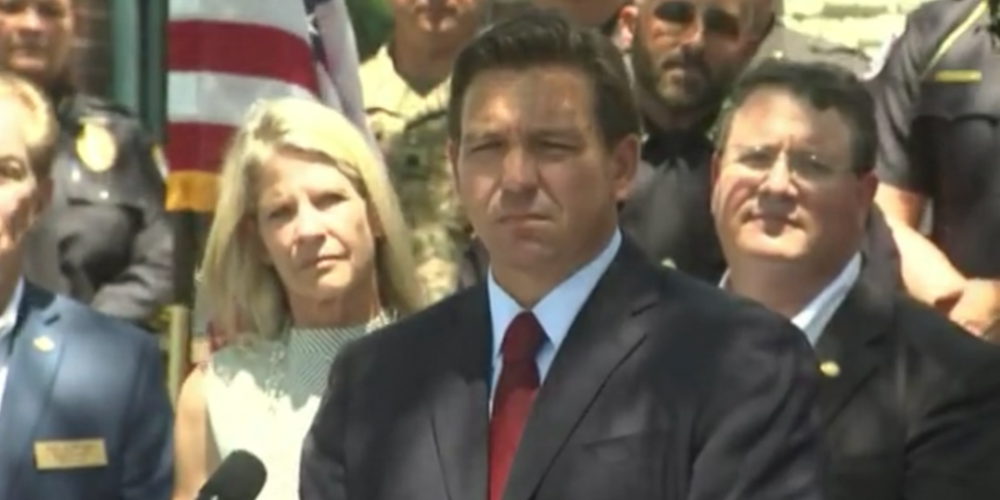 Gov. DeSantis to sue CDC for shutting down American businesses during pandemic