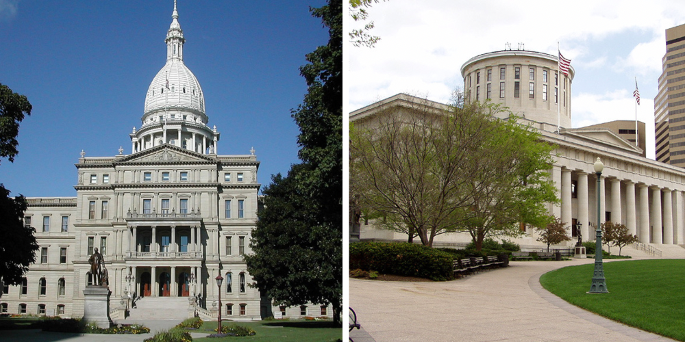Michigan and Ohio introduce legislation to ban critical race theory in schools