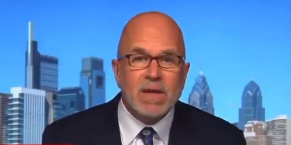 WATCH: CNN host suggests SHUNNING people who don't get vaccinated