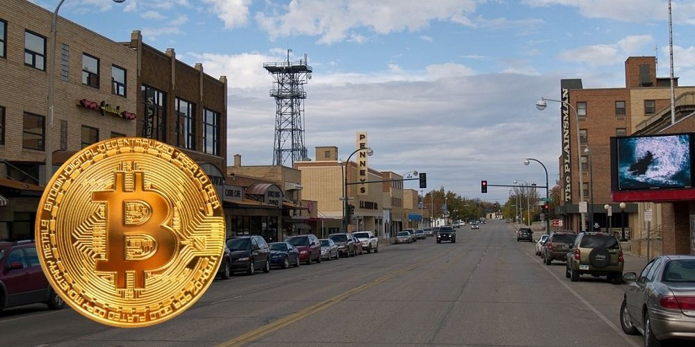 North Dakota city to accept cryptocurrency for utility payments