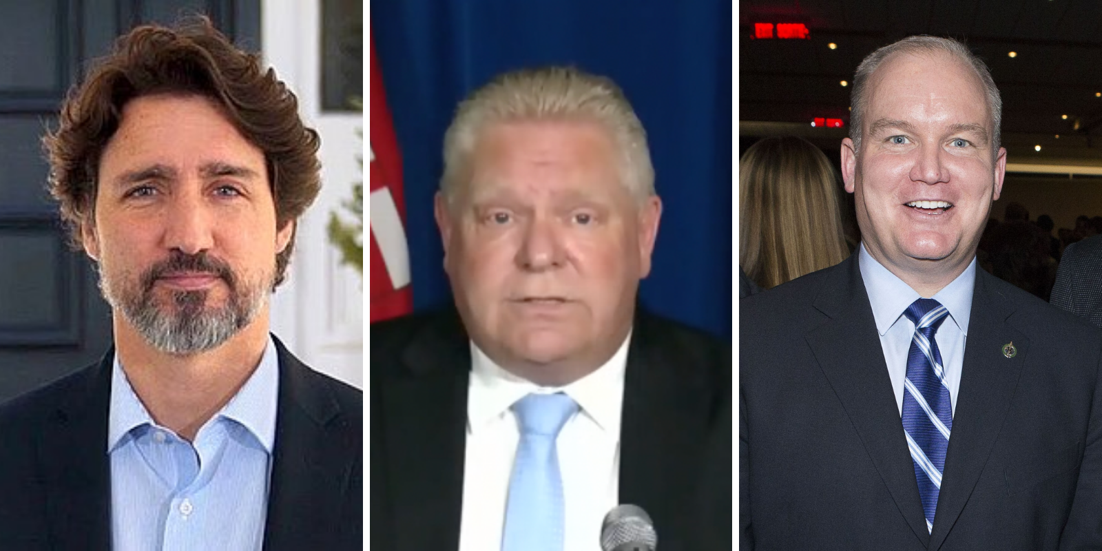 O'Toole, Tory and Ford condemn anti-Semitic violence in Toronto, Trudeau condemns violence, anti-Semitism and Islamophobia