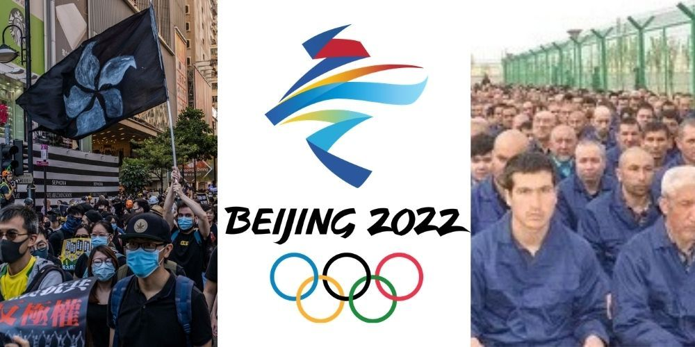 'This cannot be games as usual': Human rights groups call for full boycott of Beijing Olympics