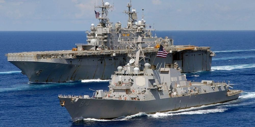US Navy goes woke, announces 'Diversity, Equity, and Inclusion' plans