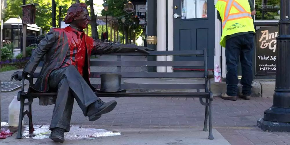 Charlottetown city council votes to remove statue of Sir John A. Macdonald