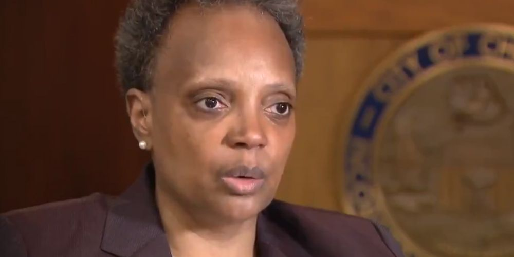 Chicago mayor explains the racist reasoning behind her racially biased interview policy