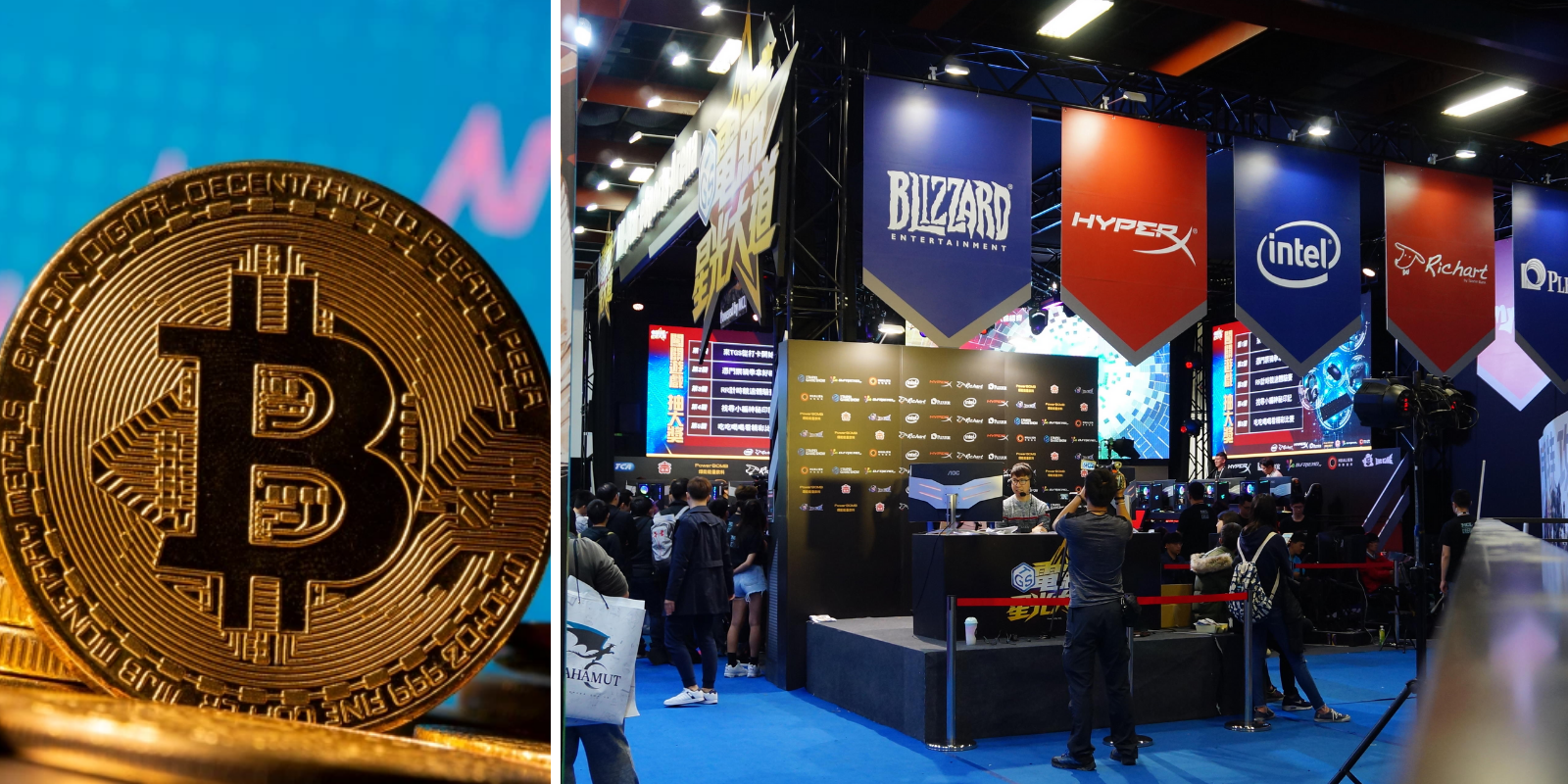 Sony files patent for esports betting platform using Bitcoin