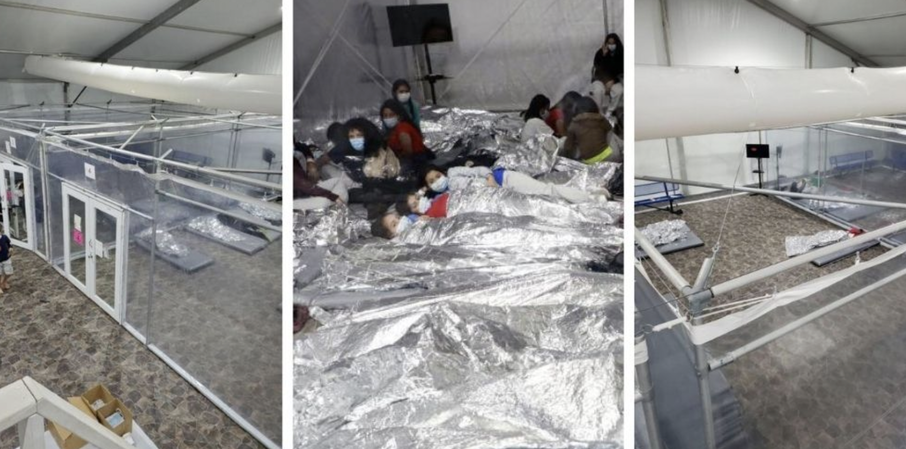 Democrat Rep. slams DHS for 'misleading' photos of Donna migrant facility