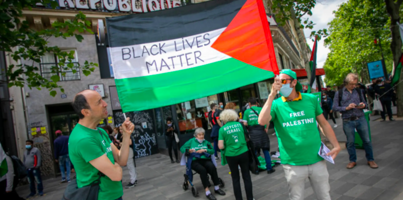 Black Lives Matter organization vows to fight for 'Palestinian liberation'