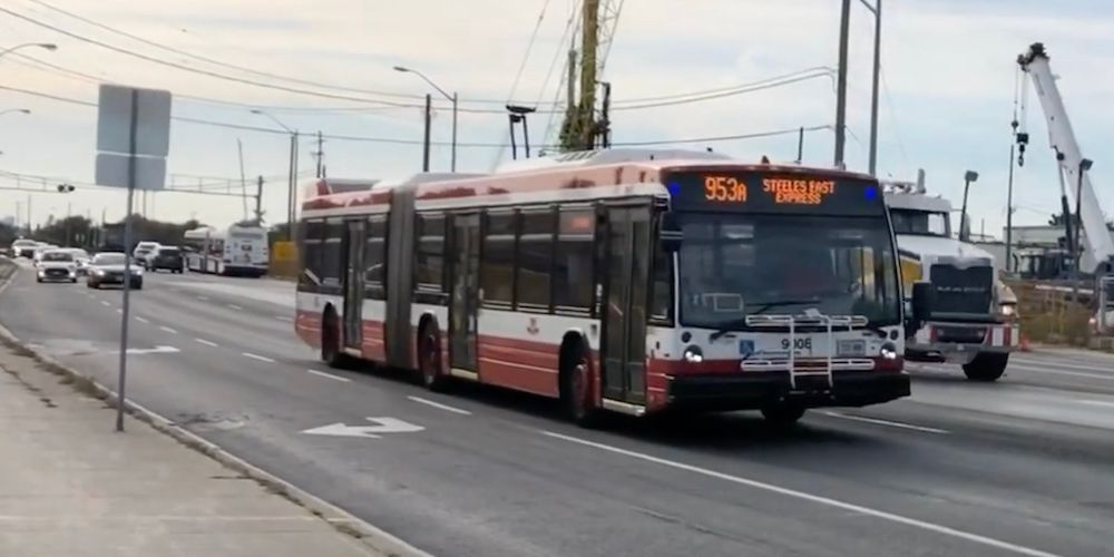 Racist attack against Chinese student on TTC bus places man on house arrest