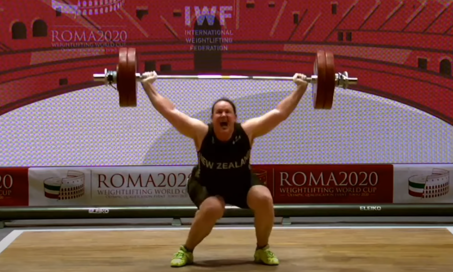 Biological male set to dominate in women's Olympic weightlifting in Tokyo