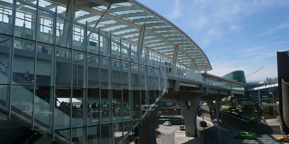 Police say man was shot and killed near terminal at Vancouver Airport