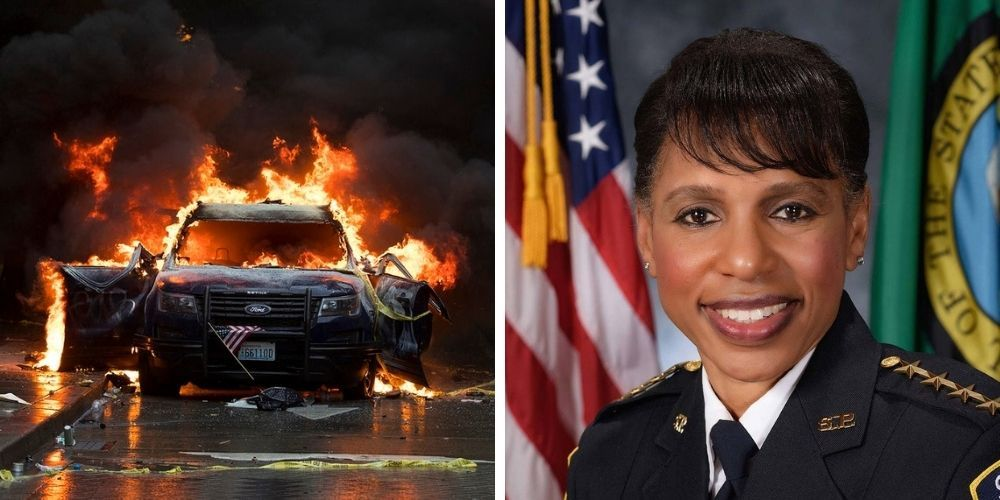 Former Seattle Police Chief slams media for failure to report violent and 'destructive behavior' of protesters during George Floyd riots