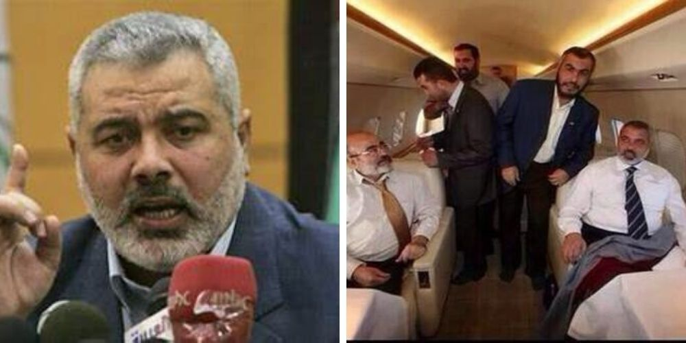 Hamas leaders spent millions on hotel in Qatar during conflict with Israel as Biden expected to restore funding to PA