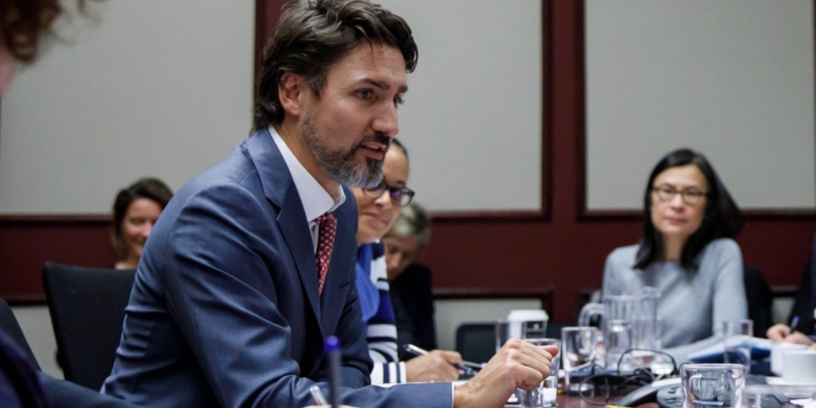 Trudeau Liberals, NDP vote to end debate on extended mail-in ballot bill