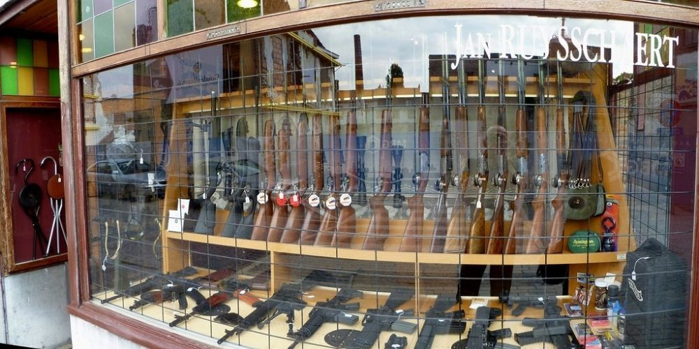 Gun sales across America continue to skyrocket since start of COVID-19 pandemic