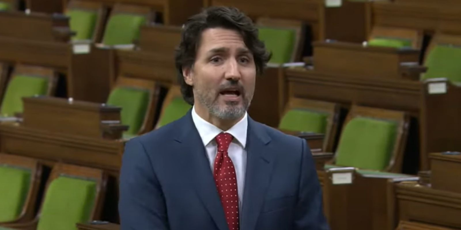 GASLIGHTING: Trudeau accuses Canadians concerned with internet censorship of wearing 'tin foil hats'