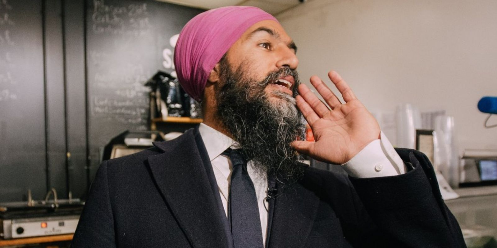 WATCH: Singh calls for halt of arms sales from Canada to Israel