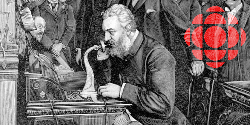 CBC cancels Alexander Graham Bell for teaching deaf kids how to communicate