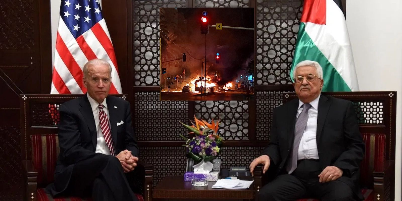Biden authorized $235 million in funding to Palestinians one month before Hamas' attacks on Israel