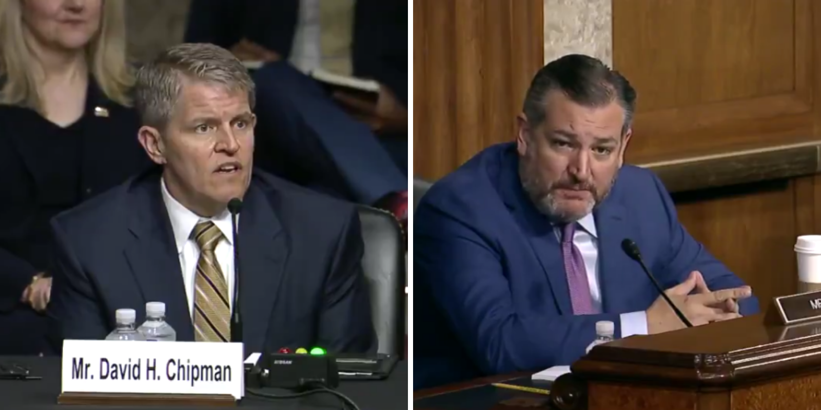 WATCH: Ted Cruz gets Biden's ATF nominee to admit he wants to ban AR-15s