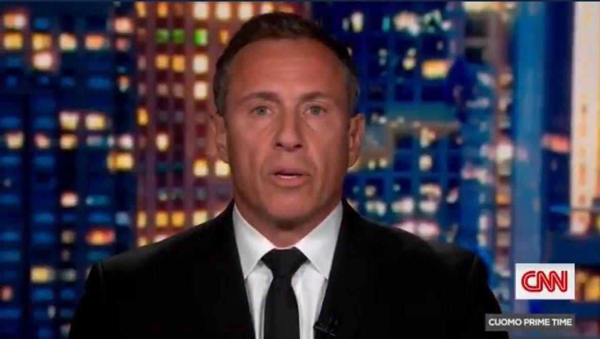 WATCH: 'It was a mistake': Chris Cuomo apologizes for advising governor brother while covering him on CNN