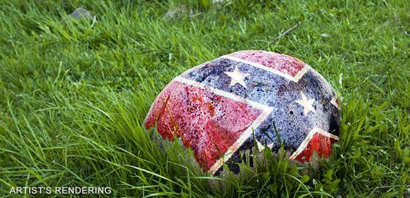 NY court threatens to take away child over confederate flag rock